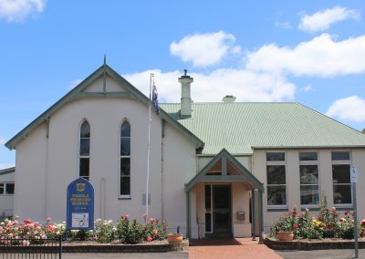 Penola Primary School main building photo